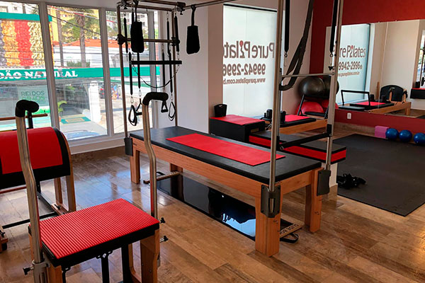 Pure Pilates - Moema