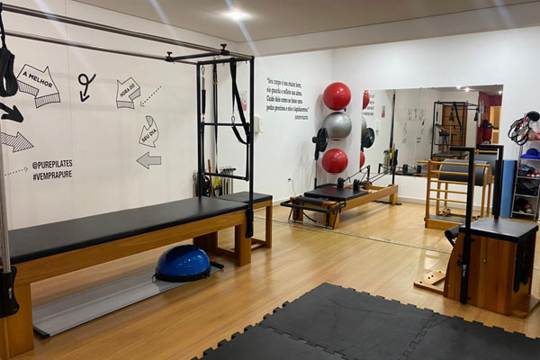 Pure Pilates - Vila Carrão - Centro