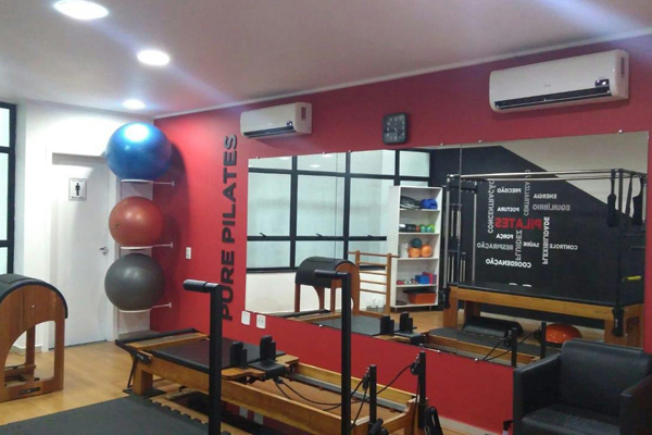 Pure Pilates - Vila Prudente - Anhaia Melo
